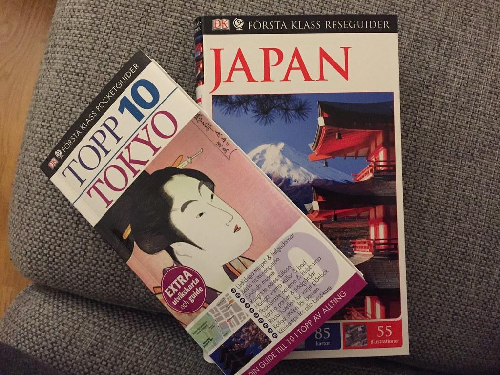 Japan och Tokyo