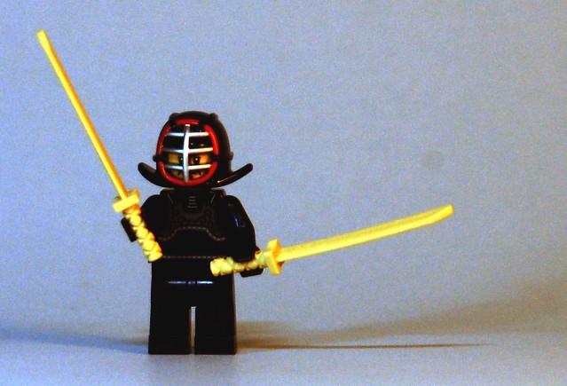 71011 LEGO Minifigures - Series 15 - Kendo Fighter