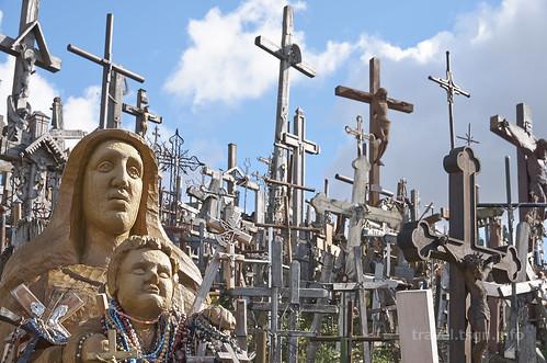 【写真】東欧周遊 : 十字架の丘(1)