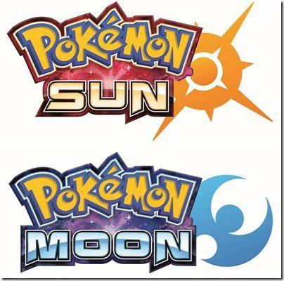 Pokémon Sun e Pokemon Moon podem ser os novos jogos da franquia de Pokemon?