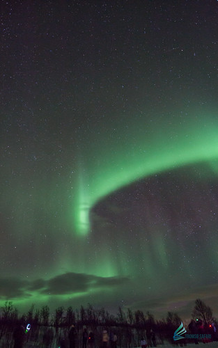 5 Mar - Aurora Safari at Takvatnet Base station