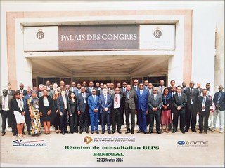 Regional meeting in Dakar on the implementation of the BEPS Project for francophone countries
