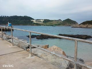 CIRCLEG 圖文 東龍島 遊記 一天遊 香港 西灣河 船 (28)