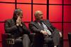 Serge Babary et Xavier Dateux - Remise des Prix éducation aux médias des Assises