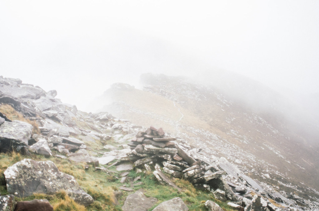 Le GR10, de falaise en falaise - carnet de voyage France