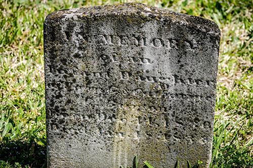 Bush River Baptist Church and Cemetery-043
