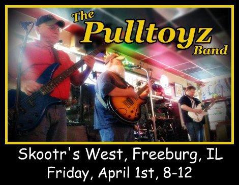 Pull-Toyz Band 4-1-16