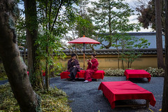 Kimono Tea Date
