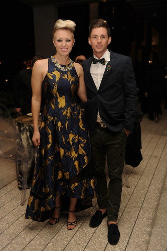 Hillary Smith & Matthew Stone at PAMM Art of the Party