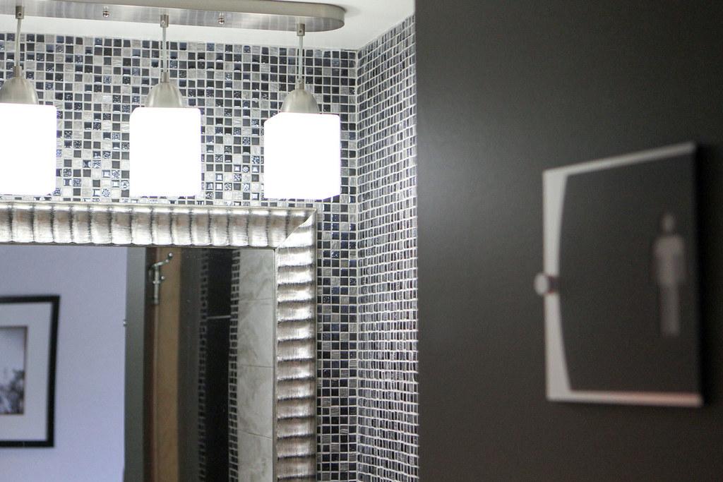Salle de bain publique homme   hôtel Hilton  LM Design Int ...