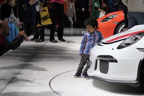 Vater, Kind & Porsche