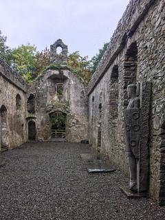 Kilfane Church közelében Thomastown képe. kilkenny ireland