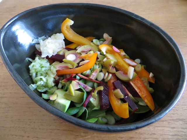 Cleanse Day 6 - Mixed Salad