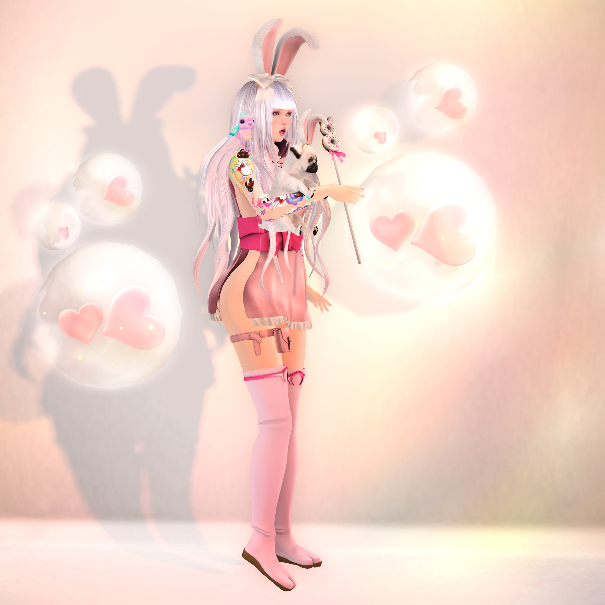 Happy Kawaii Easter
