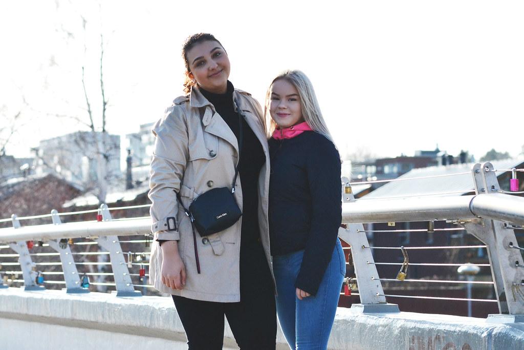 Silta ja Kamilla