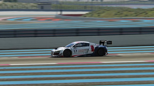 Audi R8 LMS - Absolute Racing - Abu Dhabi Gulf 12 hours 2014 - Assetto Corsa