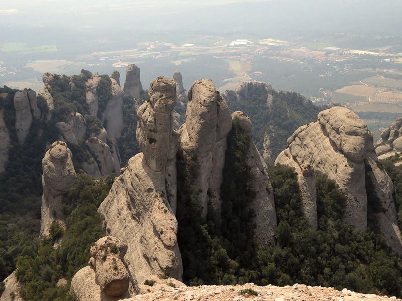 Montserrat: Els Ecos i l'Esfinx