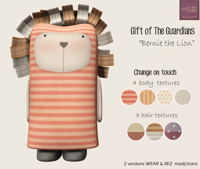 Serenity Style- Gift of The Guardians