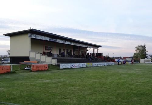 FC Kleinwallstadt II 1:7 Südring Aschaffenburg (A Klasse, Toni-Degen-Stadion)