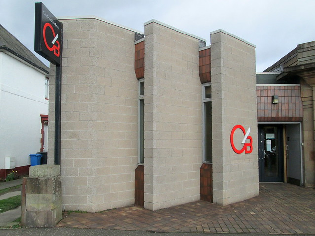 Clydesdale Bank, Rosyth, Modern Addition