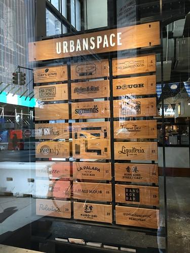 UrbanSpace Vanderbilt