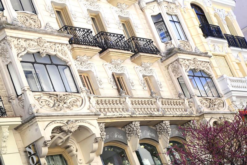architecture-espagnol-façade