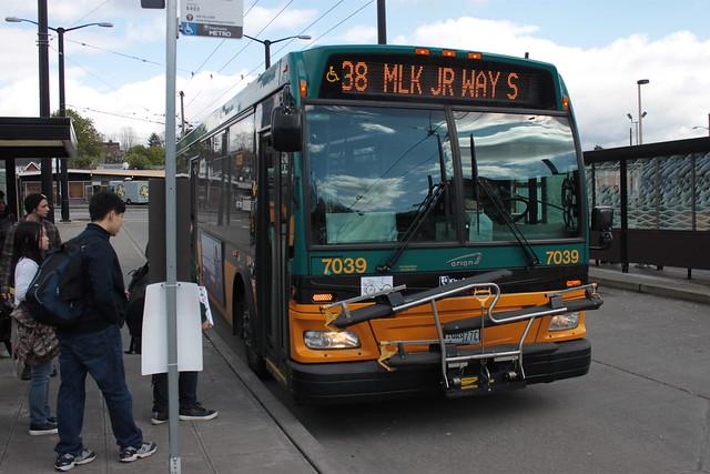 KCM Route 38 at Mount Baker TC