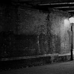Lamplight Under the Bridge