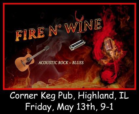 Fire N' Wine 5-13-16