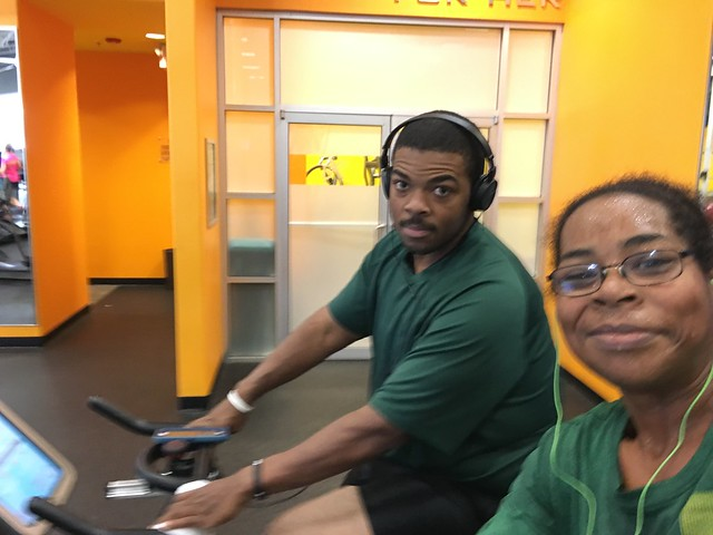 Anniversary workout