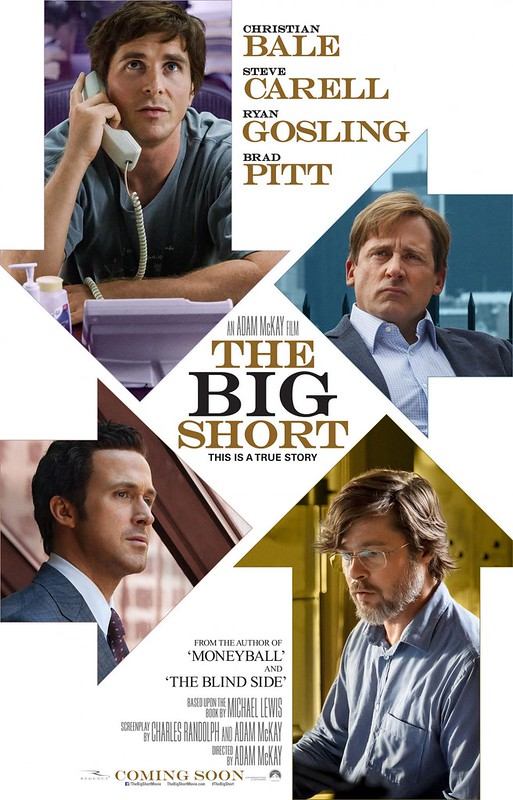 The Big Short - Poster 2
