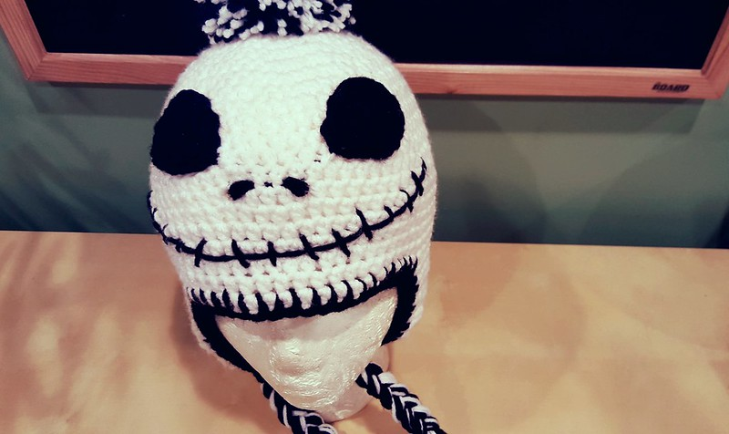 jack skellington custom hat order