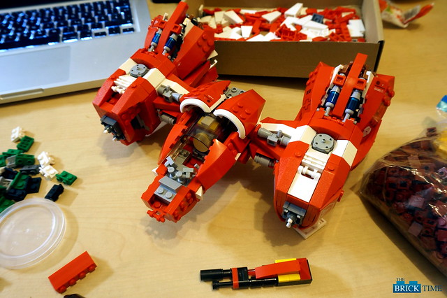 Building a Spaceship - WIP