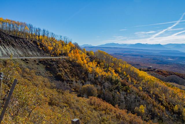 Grand Mesa Scenic Drive