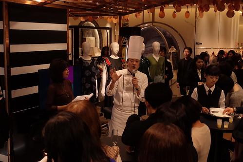 TOSHI YOROIZUkA Talk show