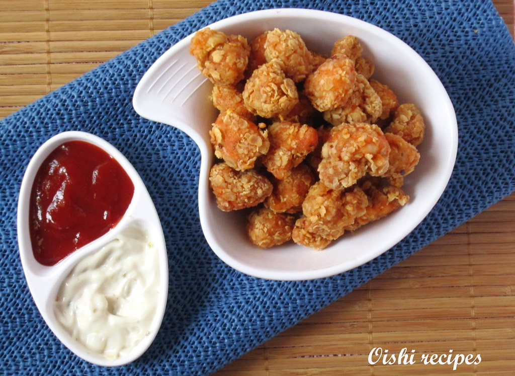 Chicken Popcorn 3