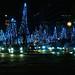 Blue lights on Midosuji / Sony A6000 / DSC00651 by Valerie MG