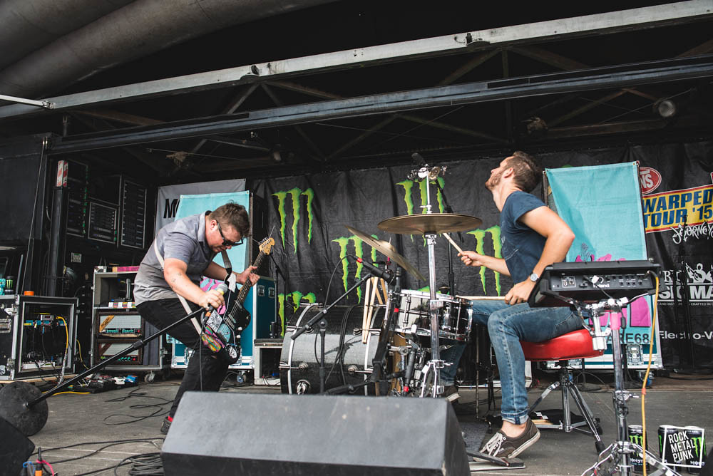 Vans Warped Tour 2015 - Farm Bureau Live, VA Beach // Shot by Jake Lahah