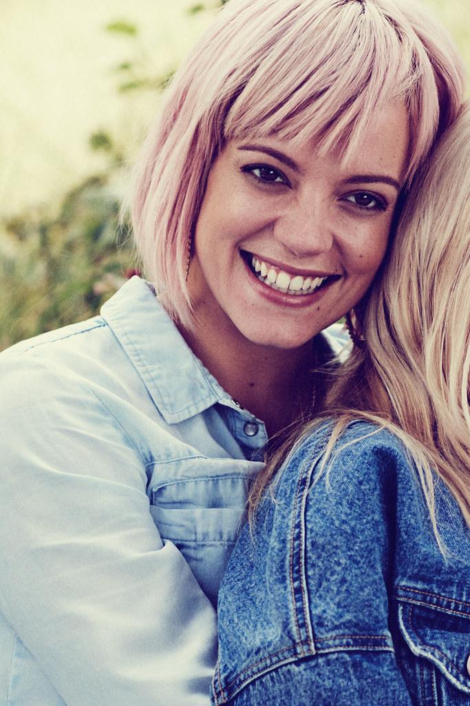Лили Аллен — Фотосессия для «Vero Moda» 2016 – 6