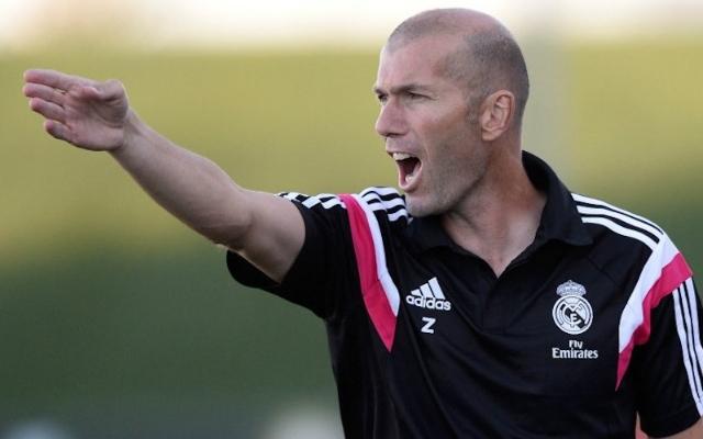 "Zidane: ""Jogando como no segundo tempo, n�o iremos a lugar nenhum"""