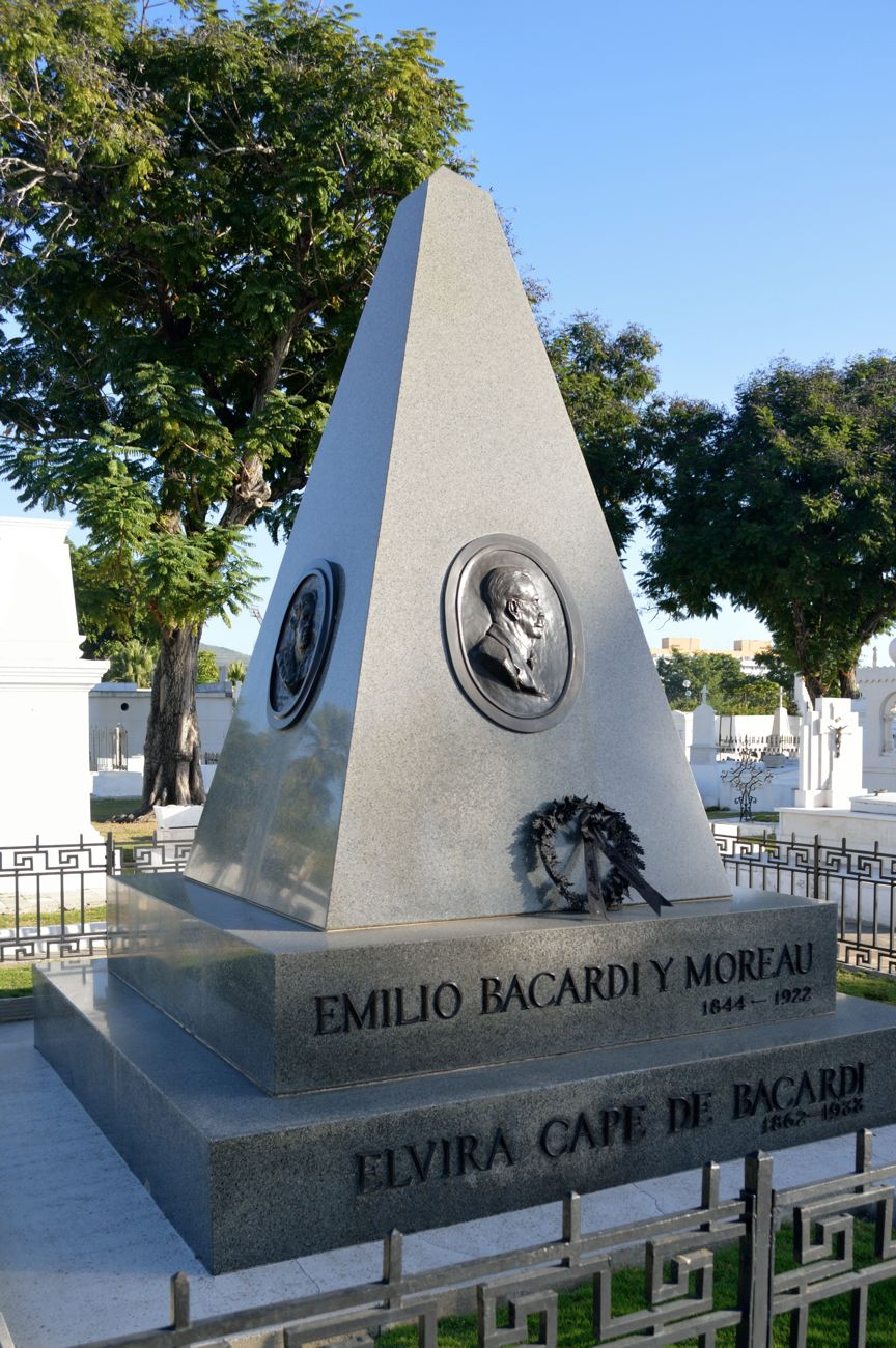 Bacardi family tomb