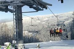 Přemyslov - větší spoleh na sníh