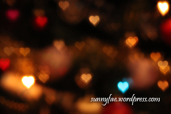 Heart Shaped Bokeh