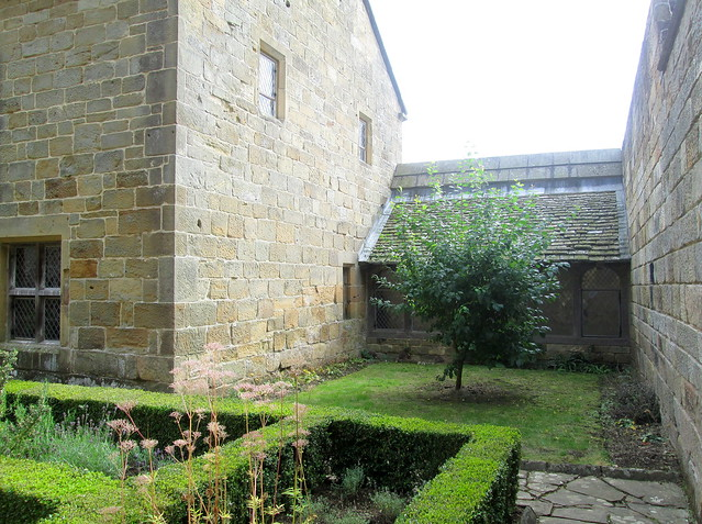 Mount Grace Priory Cell Garden