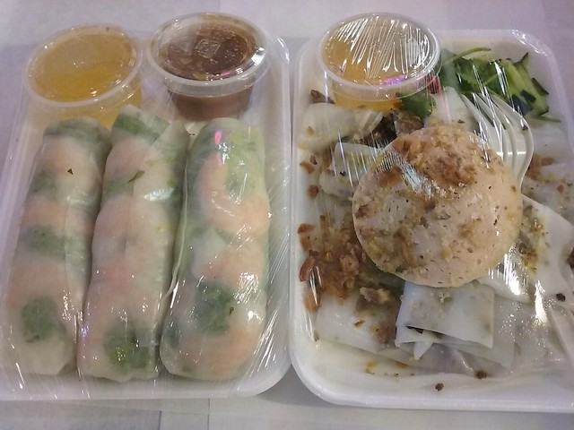 Vietnamese Food To Go