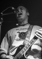 Molarbear live at Limelight 2, Belfast
