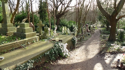 Highgate Cemetery Dec 15 (11)
