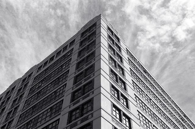 Sears Loft Against the Sky