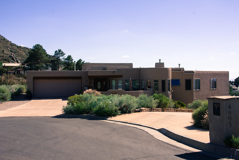 Breaking Bad tour: Albuqueruqe: Hank's home