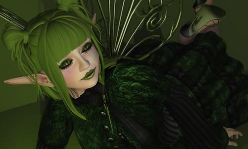 Colour! Colour! Colour! Week 5: Dark Moderate Green